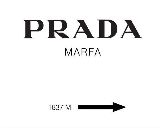 Best 25+ Prada Marfa Ideas Only On Pinterest | White Gold Room Intended For Prada Wall Art (View 9 of 20)