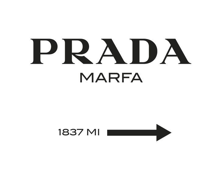 Featured Image of Prada Marfa Wall Art