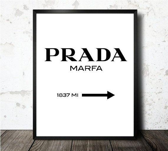Best 25+ Prada Marfa Ideas Only On Pinterest | White Gold Room With Prada Wall Art (Image 7 of 20)