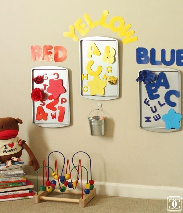 Wall Design For Kindergarten Classroom ~ Preschool wall decoration art ideas