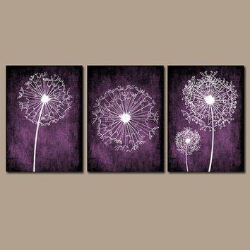 Best 25+ Purple Wall Art Ideas On Pinterest | Purple Printed Art In Purple Canvas Wall Art (Image 3 of 20)