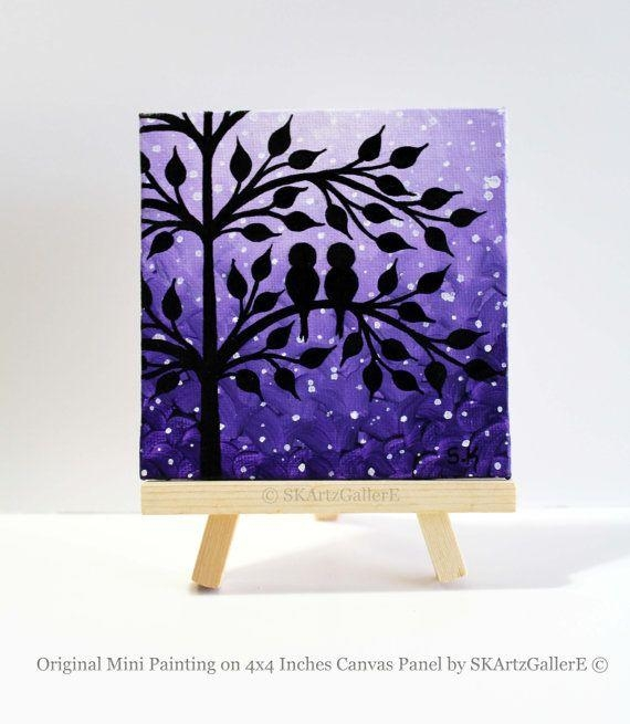 Best 25+ Purple Wall Art Ideas On Pinterest | Purple Printed Art Pertaining To Purple Wall Art Canvas (Image 3 of 20)