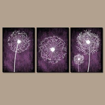 Best 25+ Purple Wall Art Ideas On Pinterest | Purple Printed Art Regarding Plum Wall Art (Image 4 of 20)