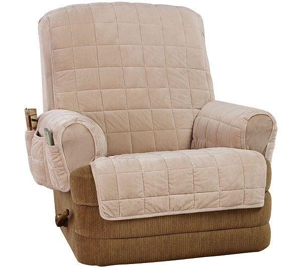 Best 25+ Recliner Cover Ideas On Pinterest | How To Reupholster Inside Stretch Covers For Recliners (View 11 of 20)