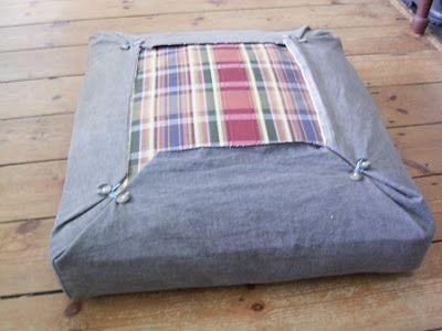 Best 25+ Recover Couch Ideas Only On Pinterest | Couch Redo With Regard To Reupholster Sofas Cushions (Image 10 of 20)