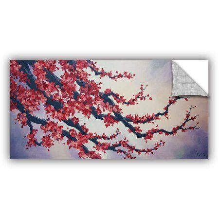 Best 25+ Red Cherry Blossom Ideas On Pinterest | Bonsai Wire With Regard To Red Cherry Blossom Wall Art (Image 9 of 20)