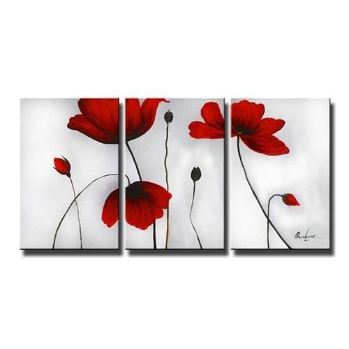 Best 25+ Red Wall Art Ideas Only On Pinterest   Wine Art, Kitchen Throughout Black And White Wall Art With Red (Image 11 of 20)