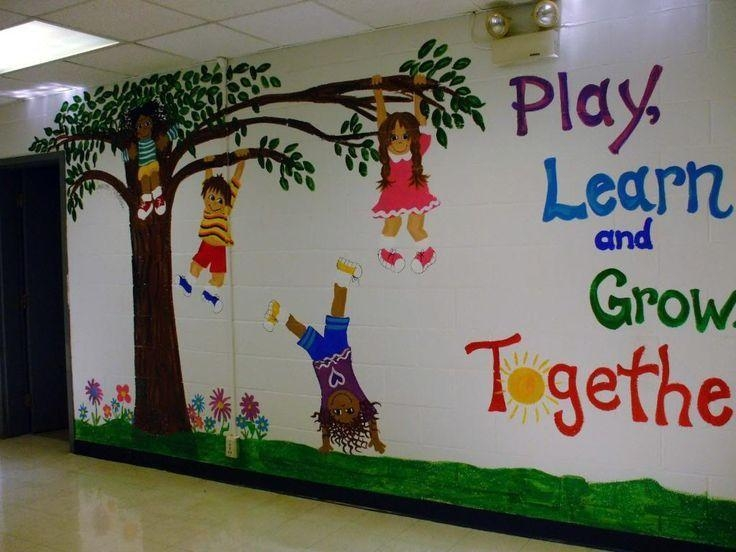 Best 25+ School Wall Decoration Ideas On Pinterest | School Images For Preschool Wall Decoration (Image 8 of 20)