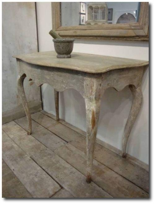 Best 25+ Shabby Chic Console Table Ideas On Pinterest | Pottery Throughout Shabby Chic Sofa Tables (View 5 of 20)