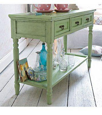 Best 25+ Shabby Chic Entryway Ideas On Pinterest | Rustic Chic In Shabby Chic Sofa Tables (View 18 of 20)