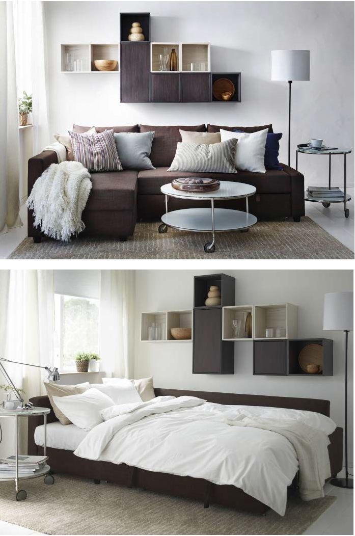 Best 25+ Sofa Beds Ideas On Pinterest | Sofa With Bed Pertaining To Sheets For Sofa Beds Mattress (Image 9 of 20)