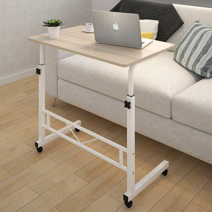 Best 25+ Sofa Side Table Ideas That You Will Like On Pinterest For Computer Sofa Tables (Image 4 of 20)