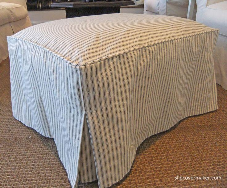 Best 25+ Sofa Slipcovers Ideas On Pinterest | Slipcovers, Chair For Striped Sofa Slipcovers (Image 2 of 20)
