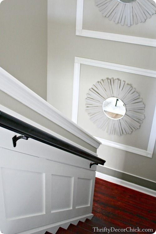 Best 25+ Stairway Wall Decorating Ideas On Pinterest | Stair Decor Within Tall Wall Art Decor (View 18 of 20)