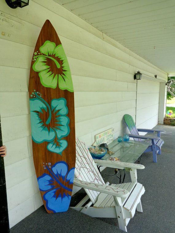 Best 25+ Surfboard Decor Ideas On Pinterest | Surfboard Art Inside Decorative Surfboard Wall Art (Image 4 of 20)