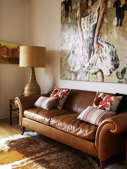 Best 25+ Tan Leather Couches Ideas Only On Pinterest | Leather Intended For Camel Color Leather Sofas (Image 5 of 20)