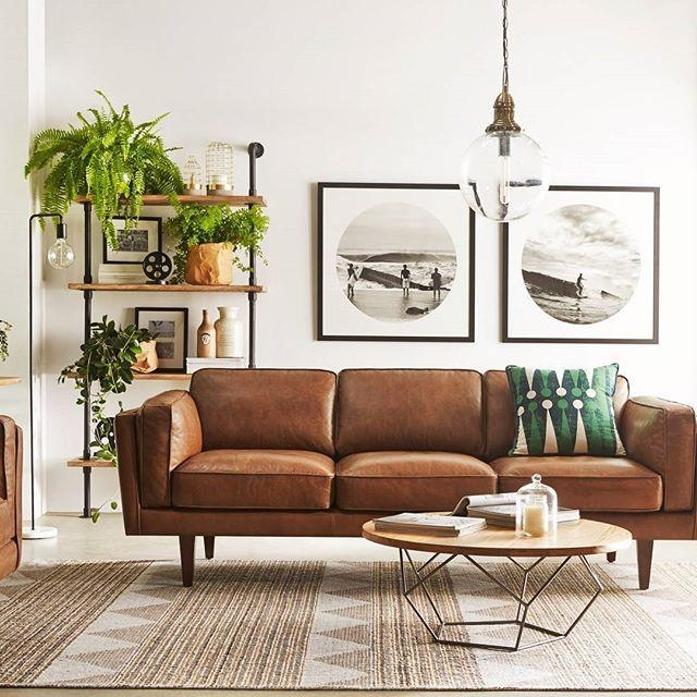 Best 25+ Tan Sofa Ideas On Pinterest | Tan Couch Decor, Leather Pertaining To Camel Color Sofas (Image 2 of 20)