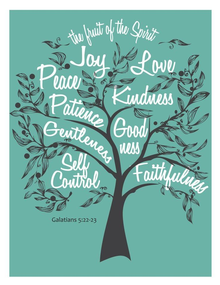 Best 25+ The Spirit Ideas On Pinterest | Fruit Of The Spirit Regarding Fruit Of The Spirit Wall Art (Image 9 of 20)