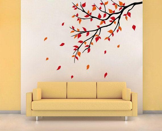 Best 25+ Tree Branch Art Ideas On Pinterest | Balloon Crafts With Regard To Tree Branch Wall Art (Image 4 of 20)
