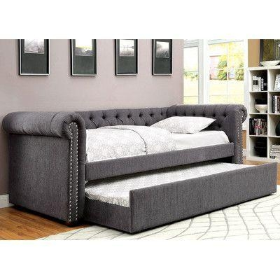 Best 25+ Trundle Daybed Ideas On Pinterest | Girls Daybed, Daybed Within Sofa Beds With Trundle (View 17 of 20)