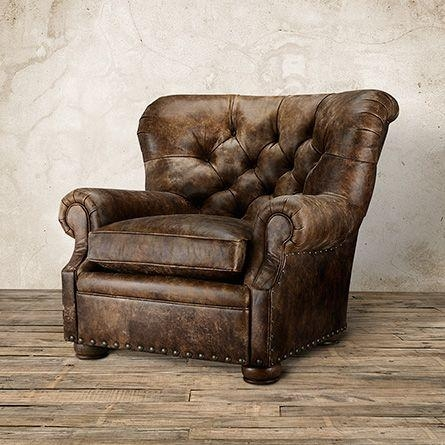 Best 25+ Tufted Leather Sofa Ideas On Pinterest | Restoration Within Arhaus Leather Sofas (Image 17 of 20)