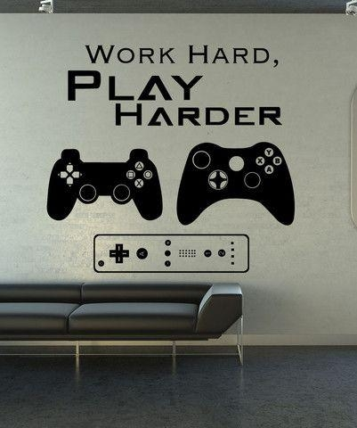 Best 25+ Video Game Rooms Ideas On Pinterest | Game Room, Video In Video Game Wall Art (Image 6 of 20)