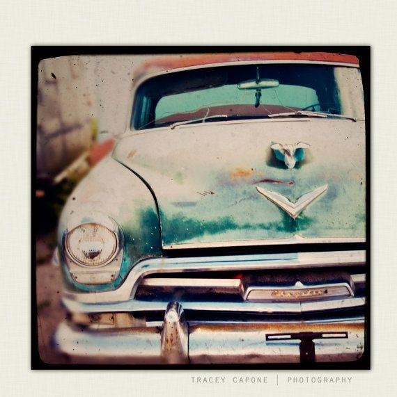 Best 25+ Vintage Car Room Ideas On Pinterest | Vintage Car Decor With Regard To Classic Car Wall Art (Image 4 of 20)