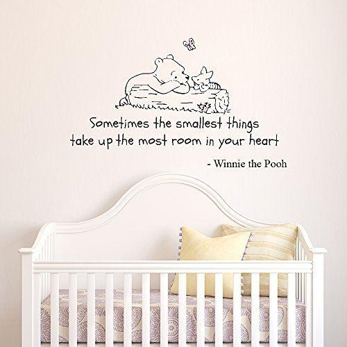 Best 25+ Vinyl Wall Stickers Ideas On Pinterest | Vinyl Wall Art Regarding Winnie The Pooh Vinyl Wall Art (View 4 of 20)