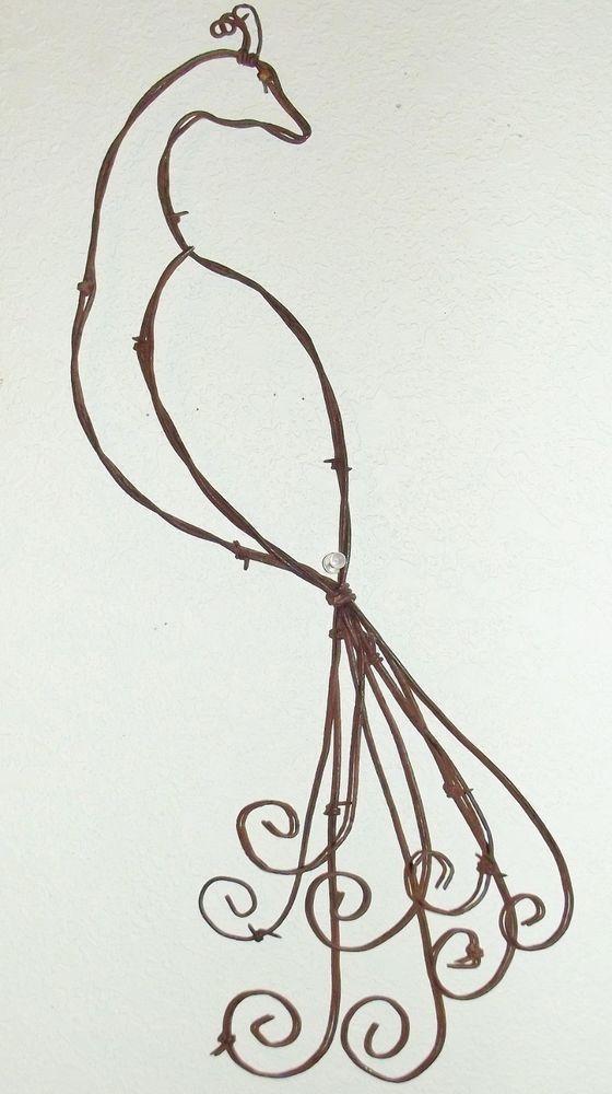 Best 25+ Wire Art Ideas On Pinterest | Diy Gifts For Friends Regarding Wire Wall Art Decors (View 3 of 20)
