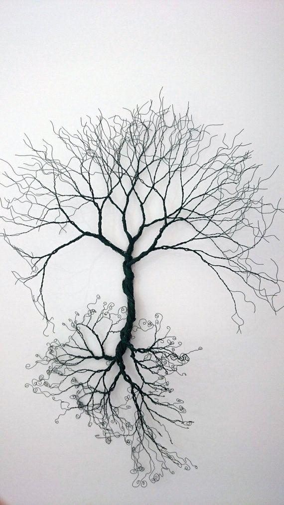 Best 25+ Wire Art Ideas On Pinterest | Diy Gifts For Friends With Regard To Wire Wall Art Decors (View 2 of 20)
