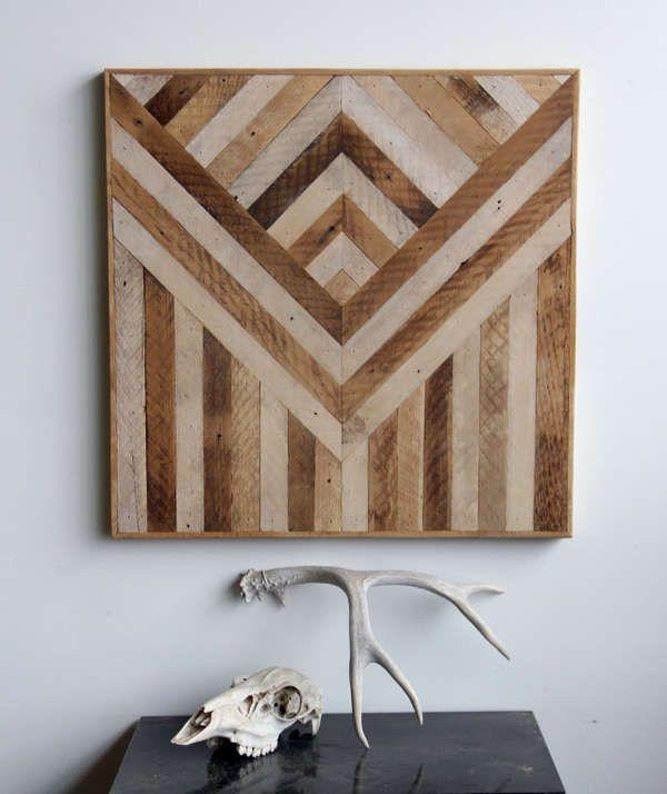 Best 25+ Wood Wall Art Ideas On Pinterest | Wood Art, Wood For Wooden Wall Art Panels (Image 2 of 20)