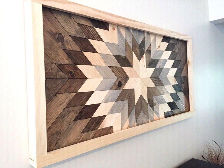 Best 25+ Wood Wall Art Ideas On Pinterest | Wood Art, Wood Pertaining To Wood Wall Art (View 3 of 20)