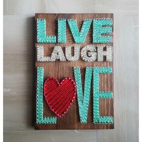 Best 25+ Wooden Words Ideas On Pinterest | Words On Wood, Make With Regard To Wooden Word Wall Art (Image 7 of 20)