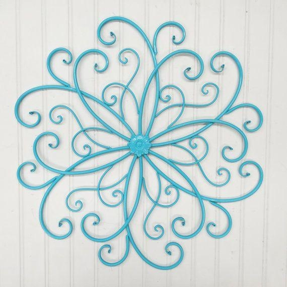 Best 25+ Wrought Iron Wall Art Ideas On Pinterest | Iron Wall Art For Wrought Iron Garden Wall Art (View 14 of 20)