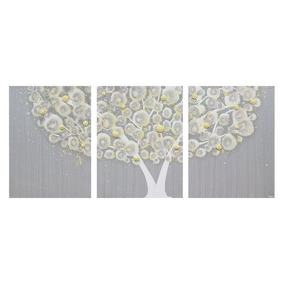 Best 25+ Yellow Wall Art Ideas On Pinterest | Yellow Room Decor With Large Yellow Wall Art (View 3 of 20)