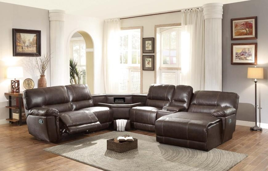 Best Affordable Couches. Sectional Couches With Recliners With Sofas With Console (Photo 16 of 20)