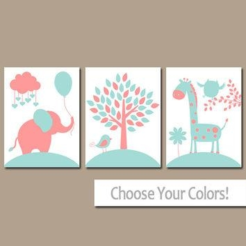 Best Elephant Canvas Art For Nursery Products On Wanelo Regarding Kids Canvas Wall Art (Image 9 of 20)