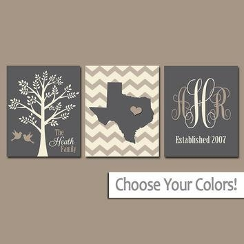 Best Family Tree Canvas Art Products On Wanelo For Personalized Last Name Wall Art (View 9 of 20)
