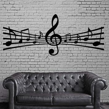 Best Music Note Wall Art Products On Wanelo Throughout Metal Music Notes Wall Art (Image 7 of 20)