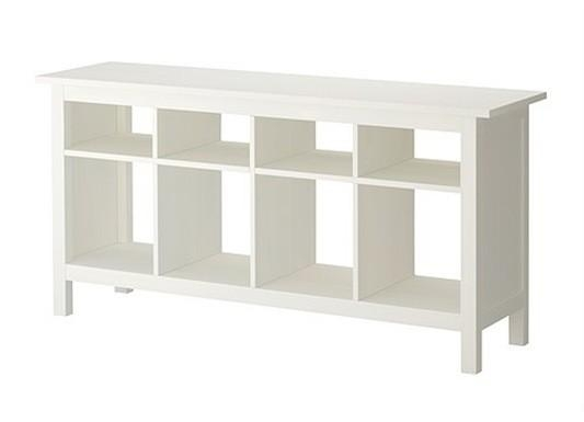 Best Of Knock Off Decor #1: White Storage Sofa Table With Sofa Tables With Storages (View 17 of 20)
