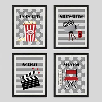 Best Theater Decor Products On Wanelo With Home Theater Wall Art (Image 12 of 20)