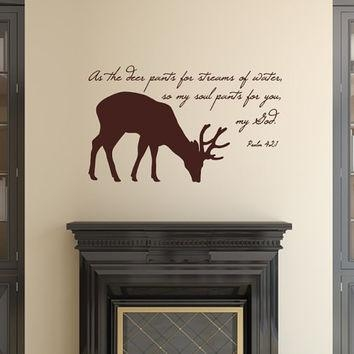 Best Wall Vinyl Scripture Products On Wanelo Inside Nursery Bible Verses Wall Decals (Image 10 of 20)