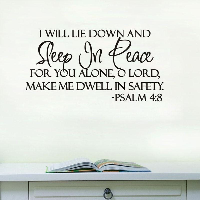 Bible Verse Wall Reviews – Online Shopping Bible Verse Wall Pertaining To Bible Verses Wall Art (Image 12 of 20)