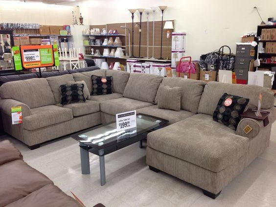 Big Lots Sectional (Image 7 of 20)