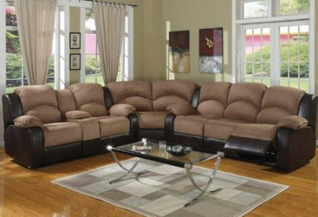 Big Sectional Couches. Design U (Image 11 of 20)