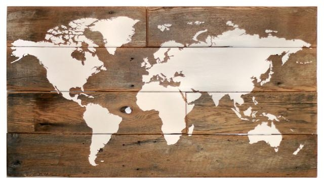 Big Wood Wall Art | Wallartideas Throughout World Map Wood Wall Art (Image 11 of 20)
