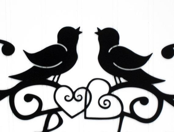 Birds Live Laugh Love Sign Hearts Metal Wall Art Metal Pertaining To Live Laugh Love Wall Art Metal (Image 6 of 20)