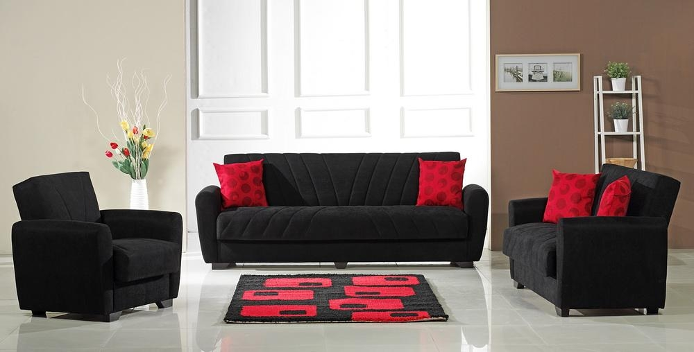 Black And Red Living Room Decor Best 25+ Living Room Red Ideas With Black And Red Sofas (Image 4 of 20)