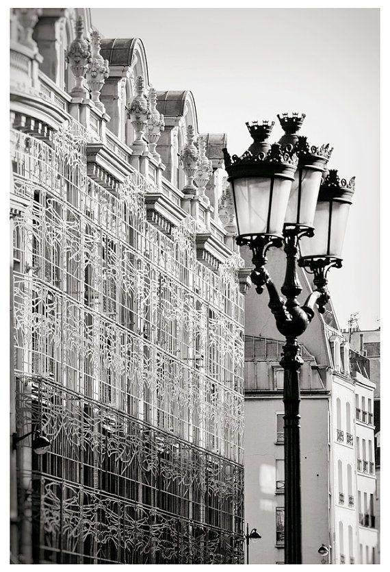 Black And White Paris Wall Art Printrivuletphotography From Within Black And White Paris Wall Art (View 11 of 20)