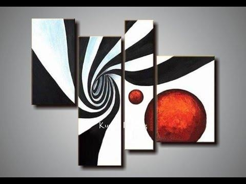 Black And White Wall Art – Wall Art In Black And White Rooms – Youtube For Black And White Wall Art (Image 11 of 20)